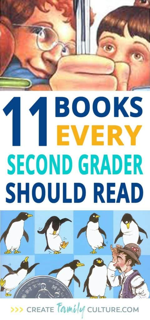 Second Grade Book List | Favorite Books | Elementary School | Homeschool #homeschool #elementary #secondgrade