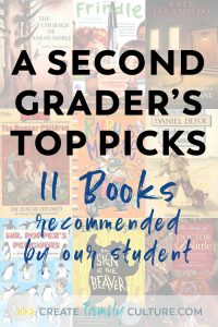 Second Grade Reading List | Top Picks From My 2nd Grader