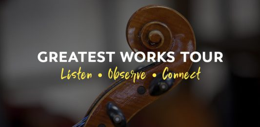 Greatest Works Tour | Music and Art Homeschool Curriculum that's comprehensive and easy to use!