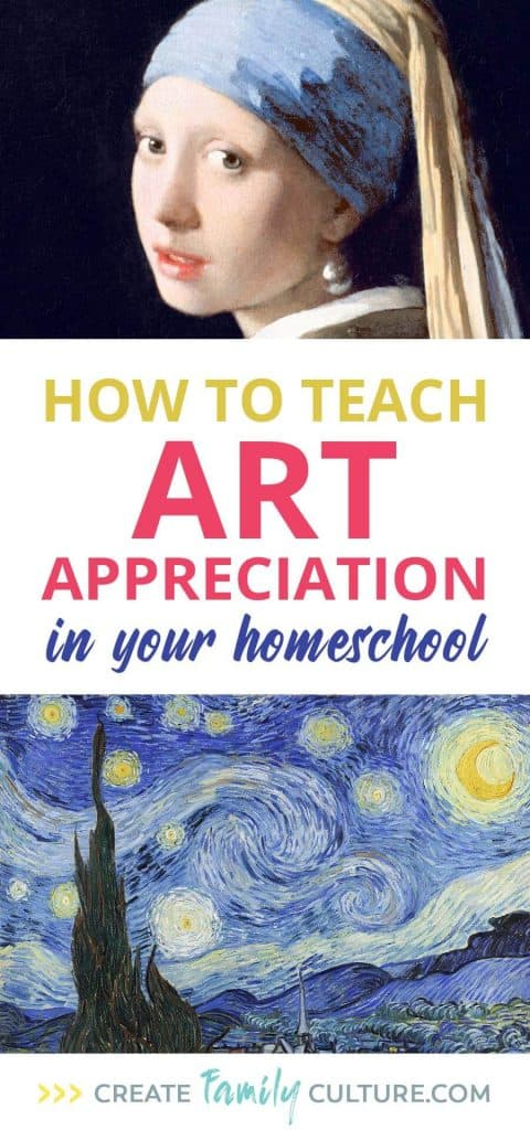 Easy Music and Art Homeschool Curriculum | How to Teach Music | How to Teach Art | Greatest Works Tour | Classical Education | Charlotte Mason Inspired | Morning Time Resources #homeschoolresources #homeschooltips #musicappreciation #artappreciation #easyhomeschoolcurriculum