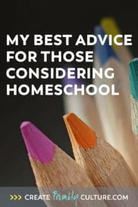 Deciding How to Homeschool