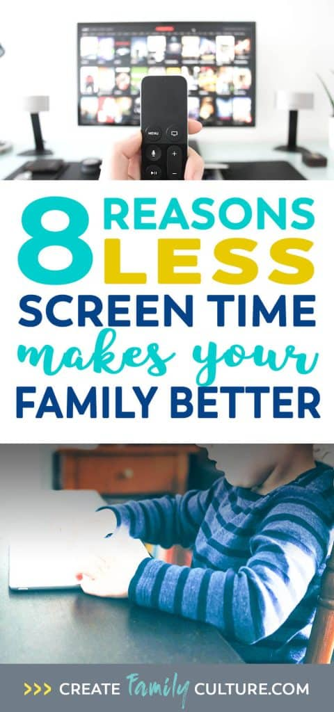 Intentional Parenting | How to Limit Screen Time for Kids #parentingtips