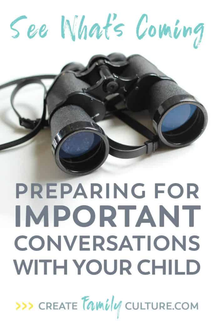 Important Conversations to have with your Child | How to prepare