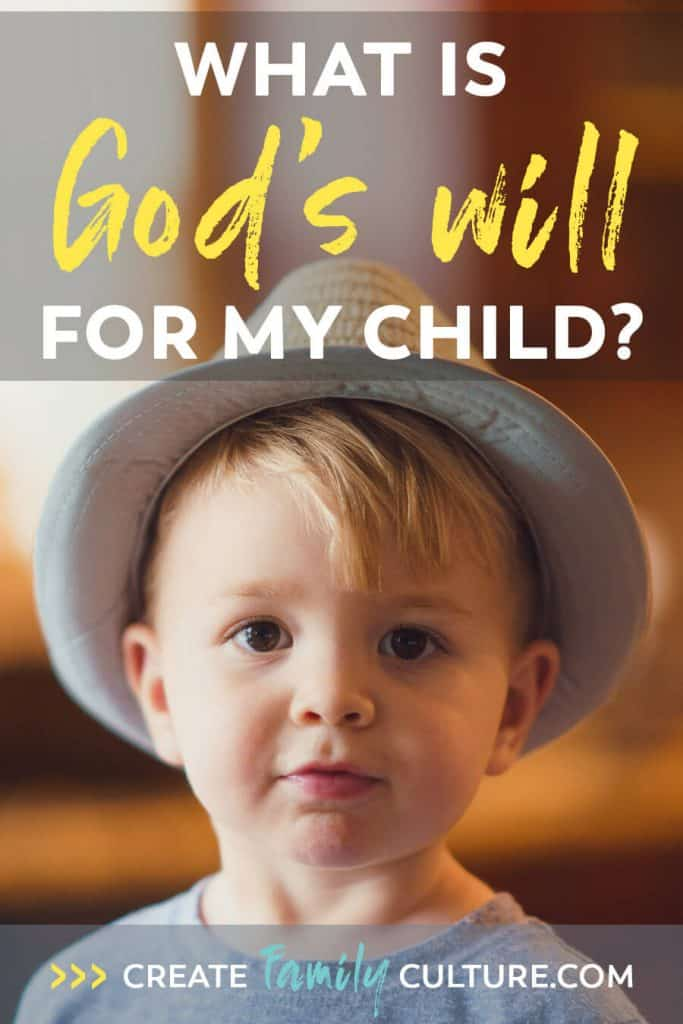 What is God's Will for Our Family and Kids | God's Will for my Life | How to Live in God's Will #christianparenting #christian #christianencouragement
