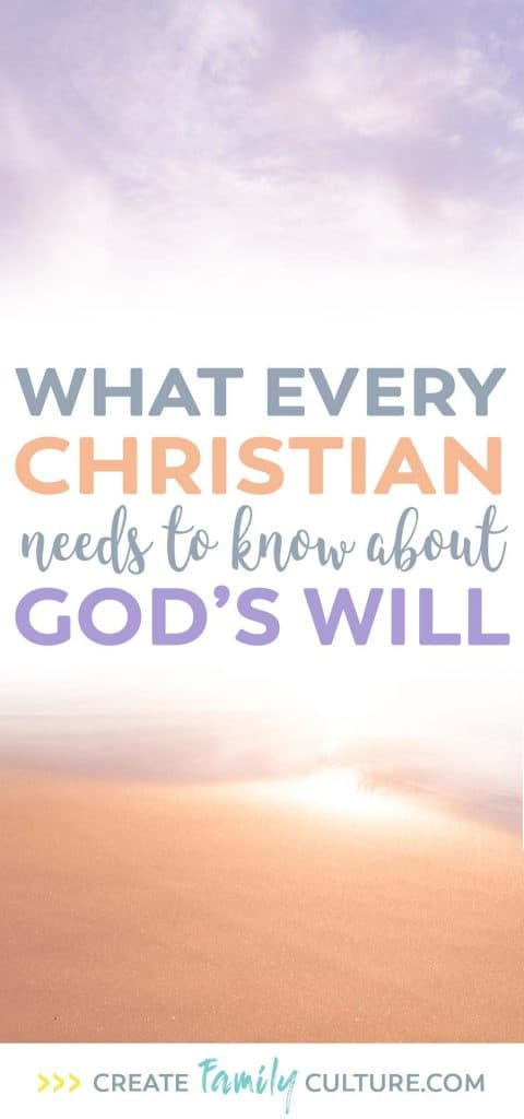 God's Will   Bible Study   Devotions   Purpose in Life #christianity #bible