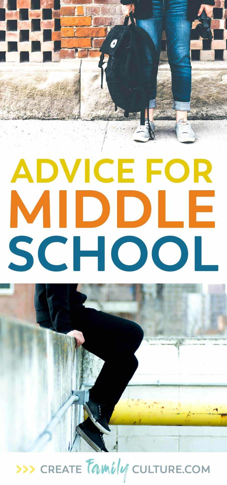 Advice for Middle School | Parenting Tips for Preteens | Intentional Parenting | Raising Godly Children #middleschool #parentingtips