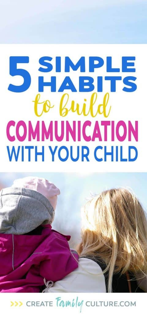 Communication Tips for Parents | Communication With Your Child | Communication Skills | Kids and Family #parentingresources