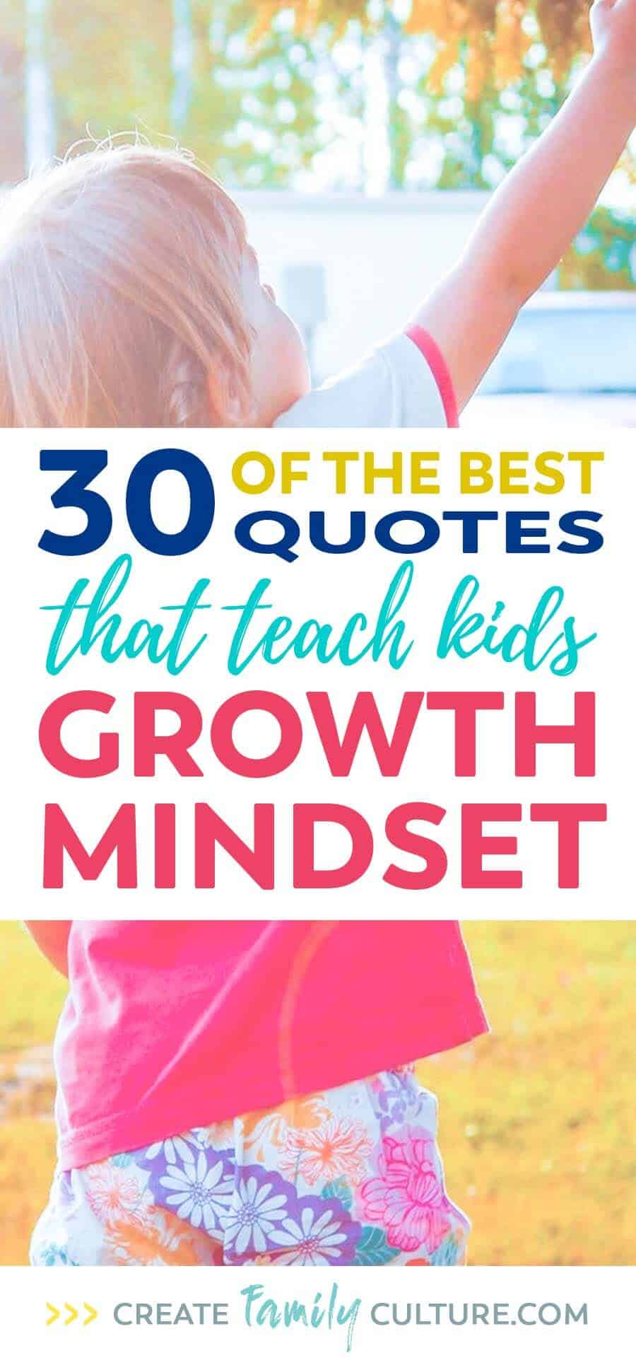 30 Inspiring Growth Mindset quotes for kids | Parenting Tips and Teaching Resources, Growth Mindset for Homeschool | Motivation for elementary school students | Free Printable