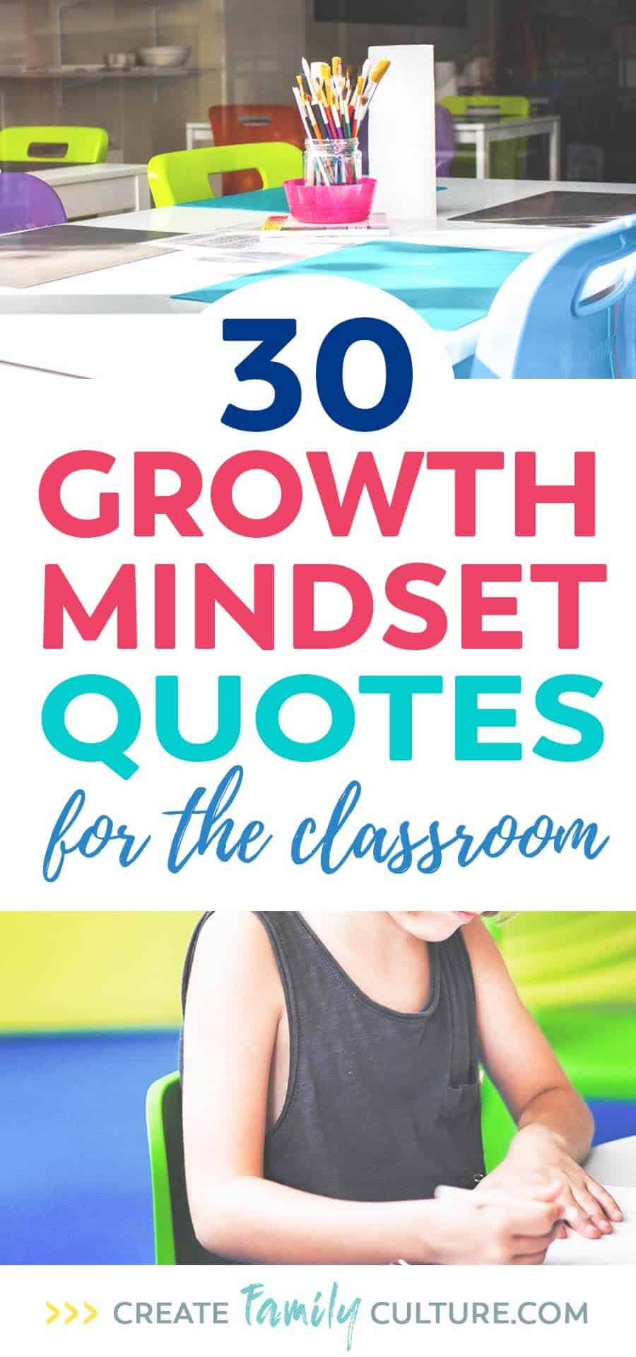 30 Inspiring Growth Mindset quotes for kids. Inspiring quotes for children | Growth Mindset in the classroom | Parenting Tips and Teaching Resources, Growth Mindset for Homeschool | Motivation for elementary school students | Free Printable